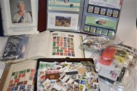 Lot 822 - Stamps