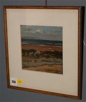 Lot 258 - Stanley Cursiter - oil.