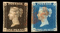 Lot 9-Stamps.