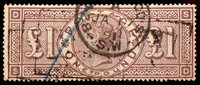 Lot 10-Stamps.