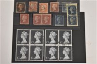 Lot 6-Stamps.