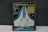 Lot 1566 - Major Matt Mason XRG-1 Reentry Glider