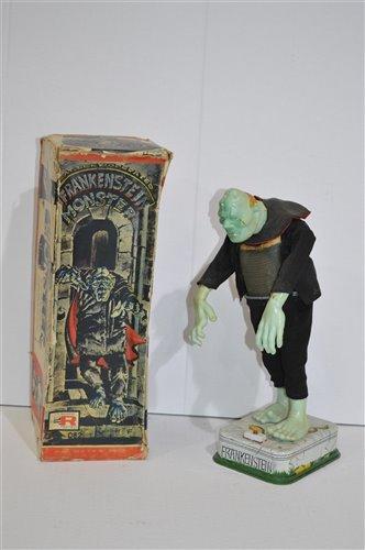 1107 - Frankenstein Monster