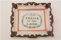 Lot 73 - Five Sunderland plaques.