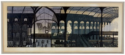 Lot 144-Edward Bawden print