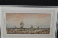 Lot 537-William Thomas Nichols Boyce watercolour