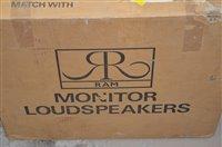 Lot 802 - Speakers