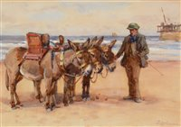 Lot 213 - John Atkinson - watercolour
