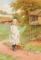 Lot 70-Charles Edward Wilson watercolour