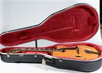 Lot 179-Benedetto style Jazz guitar