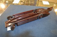Lot 378-Automobiles Geographical Ltd Model Car