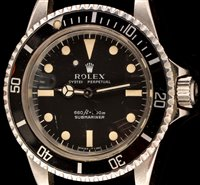 467 - Rolex Oyster perpetual submariner, boxed.