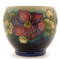 Lot 97 - Moorcroft vase.