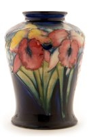 Lot 99 - William Moorcroft vase.