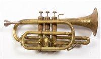 Lot 8-Lafleur cornet