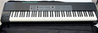 Lot 27-M-Audio Digital Piano, soft case