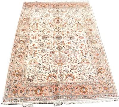 Lot 678 - Tabriz carpet