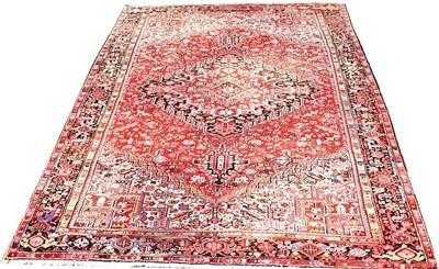 Lot 681 - Heriz carpet