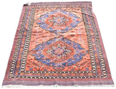Lot 684 - Torkman carpet