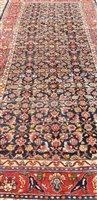 Lot 628-Farahan carpet