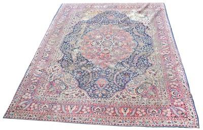 Lot 689 - Tabriz carpet