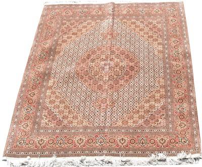 Lot 691 - Tabriz rug