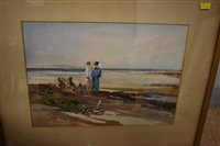 Lot 92-Will Evans watercolour