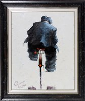 255 - Alexander Millar oil painting