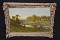 Lot 616 - Alexander Young oil painting