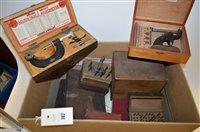 Lot 742 - Watch and clock maker ephemera