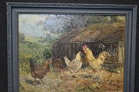 Lot 631 - John Falconer Slater oil painting