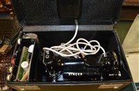 Lot 1012 - Singer sewing machine