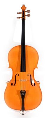Lot 94 - Cello, Andreas Zeller