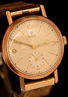 Lot 1151 - Tudor manual wind wristwatch