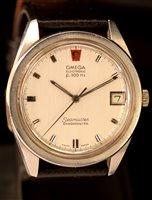 Lot 1152 - Omega Seamaster Chronometer