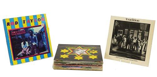 Lot 348 - Reggae records
