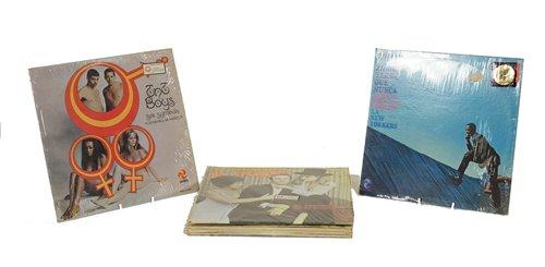 Lot 304 - Latin American records