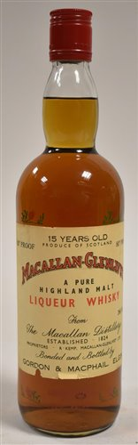 1009 - Macallan Glenlivet 15 years old