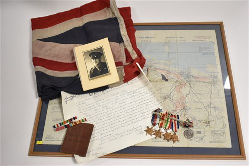 Lot 47-D-Day Landing map and other effects