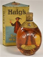 Lot 1010-Haig's Dimple whisky