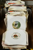 Lot 370c - Approximately 100 Advance Promotion singles.