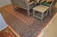 Lot 1129 - Large modern Persian carpet