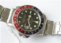 Lot 1140 - Rolex Oyster Perpetual GMT-Master