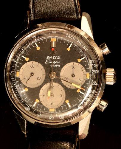 1145 - Enicar Sherpa 300 wristwatch