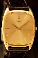 Lot 1171 - Piaget wristwatch