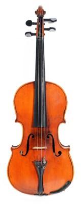 Lot 92 - German Stradivari copy Violin