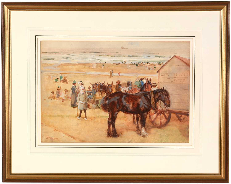 305 - John Atkinson - watercolour.