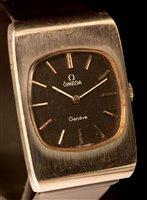 Lot 1159 - Omega wristwatch