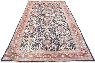Lot 694 - Sultanabad carpet