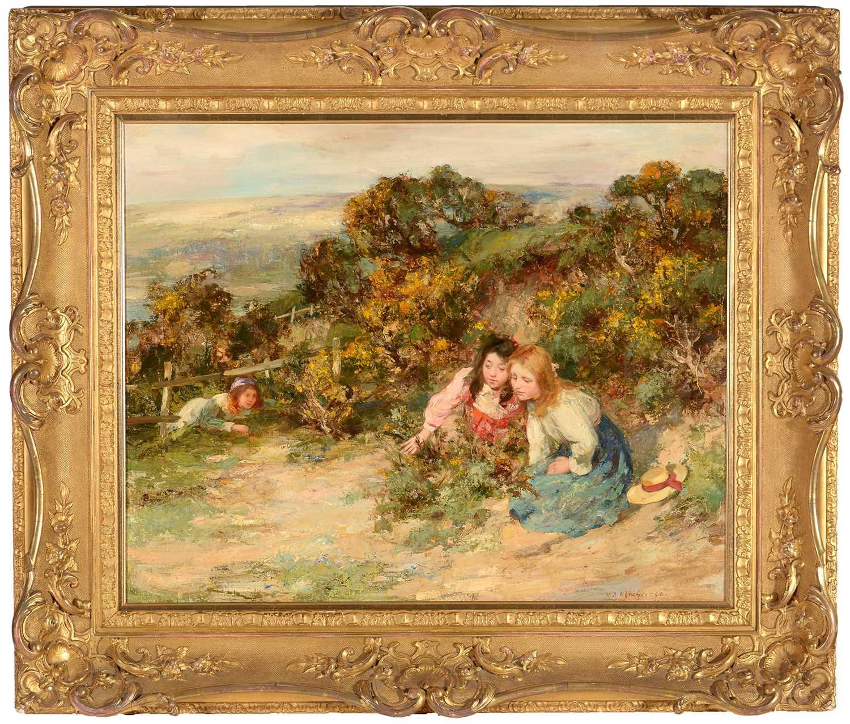 324 - William Stewart McGeorge - oil.